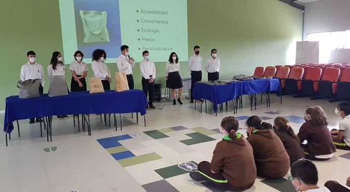 Los alumnos del 12th lanzan su propia empresa